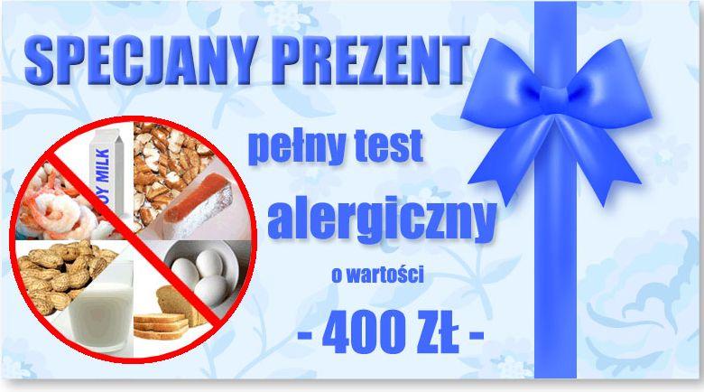 promocja alergia